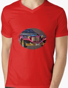 One Cool Exotic Car! Mens V-Neck T-Shirt