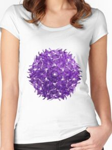 Chaos Ball Women's Fitted Scoop T-Shirt
