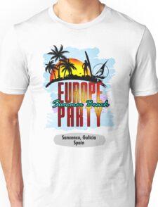 Sanxenxo Galicia, Spain Unisex T-Shirt