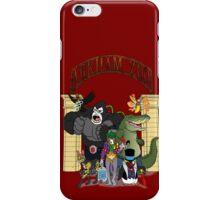 Arkham Asylum Zoo iPhone Case/Skin