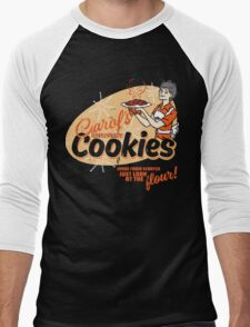 Carol's Cookies Men's Baseball ¾ T-Shirt