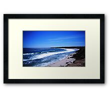 Yorke Peninsula Framed Print