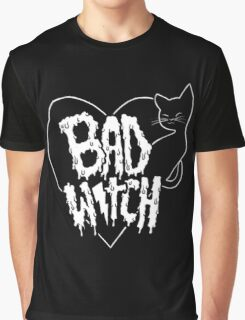 Bad witch Graphic T-Shirt