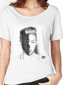 Rap Monster Women's Relaxed Fit T-Shirt