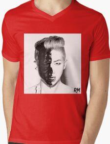 Rap Monster Mens V-Neck T-Shirt