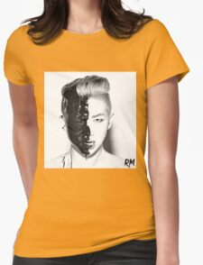 Rap Monster Womens Fitted T-Shirt