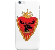 House Baratheon Crest GOT iPhone Case/Skin