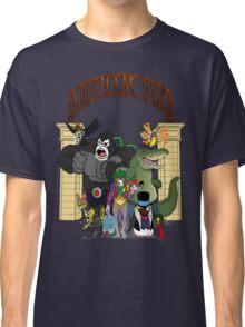 Arkham Asylum Zoo Classic T-Shirt