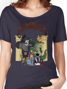 Arkham Asylum Zoo Women's Relaxed Fit T-Shirt