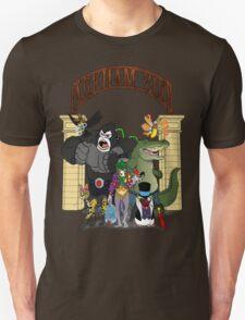 Arkham Asylum Zoo Unisex T-Shirt