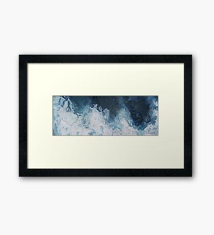Arctic Disbursement Framed Print