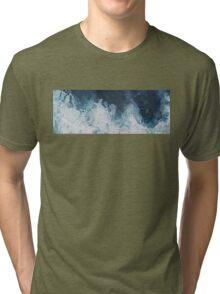 Arctic Disbursement Tri-blend T-Shirt