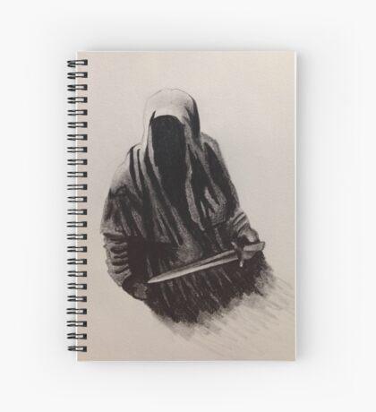 Nazgul Spiral Notebook