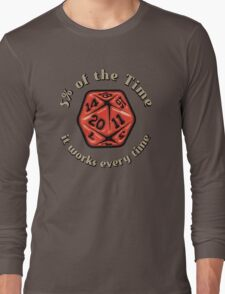 D&D Tee - 5 Percenter Long Sleeve T-Shirt