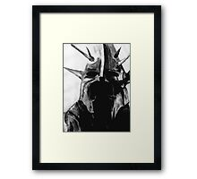 Witchking Framed Print