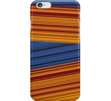 Sunrise Spot Weave | Patterntastic iPhone Case/Skin