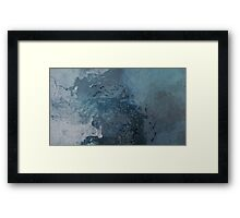 Ice Cold 2 Framed Print
