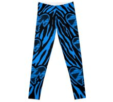 HBK (Heart Break Kid) Leggings (Blue Version)  Leggings