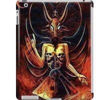 Baphomet iPad Case/Skin