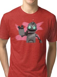 Clank Tri-blend T-Shirt