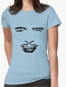 Silent Stars - Douglas Fairbanks Womens Fitted T-Shirt