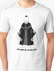 Assasination Classroom : Koro Sensei BW Unisex T-Shirt