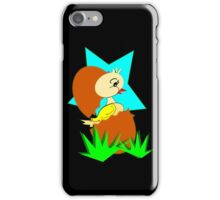chick (8772 Views) iPhone Case/Skin