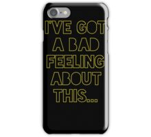 Star Wars Han Solo iPhone Case/Skin