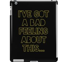 Star Wars Han Solo iPad Case/Skin