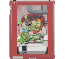 Deadpool & Nintendo Mashup iPad Case/Skin