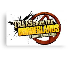 Tales from the Borderlands Canvas Print