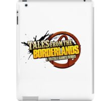 Tales from the Borderlands iPad Case/Skin