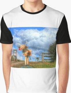 This one's for the udder mail Graphic T-Shirt