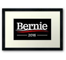 Bernie Sanders 2016 Framed Print