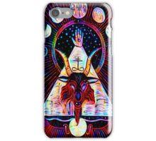 Baphomet Tarot  iPhone Case/Skin