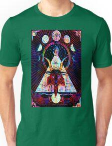 Baphomet Tarot  Unisex T-Shirt