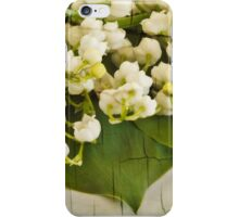Lily Of The Valley Art iPhone Case/Skin