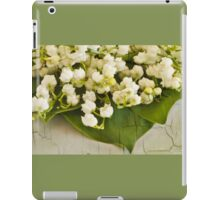 Lily Of The Valley Art iPad Case/Skin