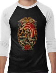 Rock of Ages Men's Baseball ¾ T-Shirt