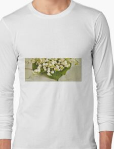 Lily Of The Valley Art Long Sleeve T-Shirt