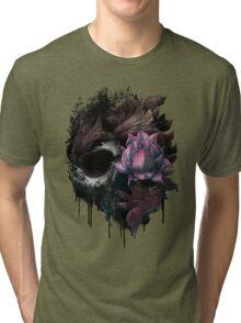 Death Blooms Tri-blend T-Shirt