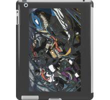 TMNT Symbiotes w/Background iPad Case/Skin