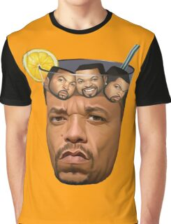 Just Some Ice Tea and Ice Cubes Graphic T-Shirt