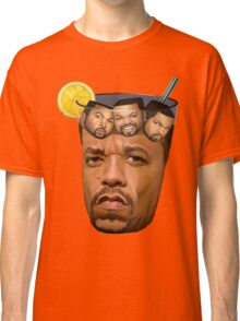 Just Some Ice Tea and Ice Cubes Classic T-Shirt