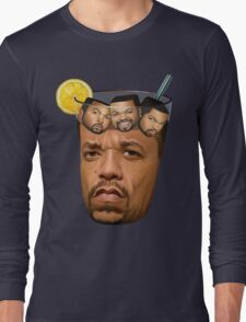 Just Some Ice Tea and Ice Cubes Long Sleeve T-Shirt