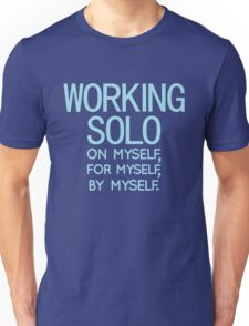 Working Solo T-Shirt