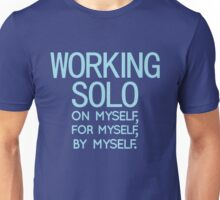 Working Solo Unisex T-Shirt