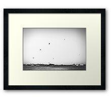 East River II Framed Print