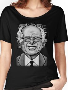 Bernie Caricature Women's Relaxed Fit T-Shirt