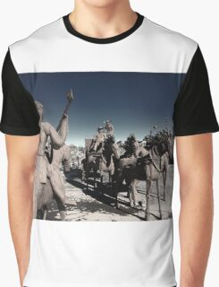 Cowboy and Indian's Graphic T-Shirt